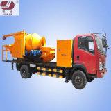 Jbc30 Electric Truck Trailer Concrete Mixer Pump for Construction
