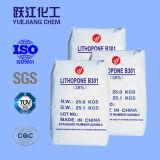 Litopone B311 Zns Baso4 White Compound Pigment