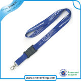 Single Custom Lanyard with Personal Logo