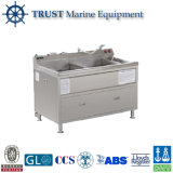 Marine High Capacity Fruit and Vegetable Washer