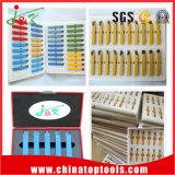 2017 Hot Sales Carbide Brazed Tools with DIN-ANSI-JIS Standard