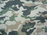 Army Camouflage, Twil Print, Canvas Prtin