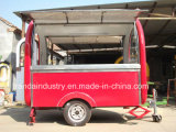 Caravan Food Kiosks for Sales From China
