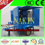 Zym Trailer Type Vacuum Transformer Oil Filtration Device