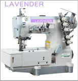 Interlock Sewing Machine with Auto-Trimmer