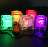 Party Flashing LED Ice Cubes with Logo Printed (3188)