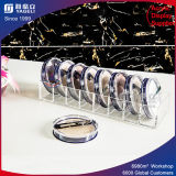 Yageli Factory Custom High Quality Acrylic Tower Lipstick Display Holder