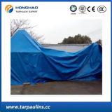 HDPE Coated Waterproof Tarp/Tarpaulin Fabric for Cover