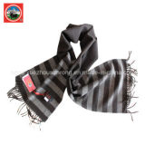 Pure Yak Wool Lattice Scarf/ Cashmere Garment/ Yak Wool Clothing/Fabric/Textile/Knitwear