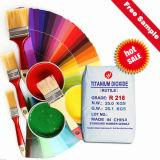 Titanium Dioxide Rutile R218 Paints and Pigment Whites