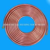12.7X0.91mm Annealed Copper Tube Coil for Central Air Condioner