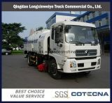 Dongfeng Street Sweeping Runway Sweeper & Road Cleaning Truck