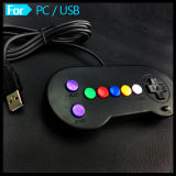 2015 New PC USB Wired Joystick for Snes Shape Windows Game Controller