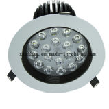 LED Ceiling Down Light (SX-T17ML36-18XW220VD160)