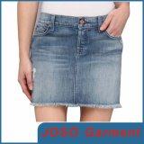 Women Mini Denim Skirts (JC2025)