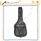 PU Black Acoustic Guitar Case with Customize Logo