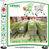 European Style Best Seller Supermarket Carts
