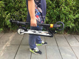 One Hub Motor 24V 100W 120W 150W The Lightest Folding Electric Scooter with Ce Approved Battery and Charger