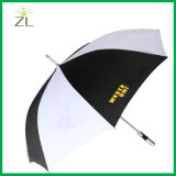 Factory Supply 60 Inch Size Low Price Aluminium Shaft Cheaper Golf Umbrella for Adult
