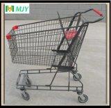 150 Liters American Style Supermarket Shopping Cart Mjy-150c