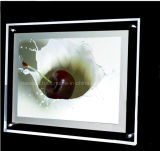Table-Top Display Super Slim Crystal LED Light Box (CST-A4L-01)