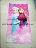 Full Color Reactive Printing Cotton Beach Towels