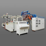 Three-Layer Co-Extrusion Super-Speed Full-Automatic Stretch Film Machine