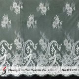 French Tulle Lace Fabric for Wedding Dresses (M2172)