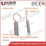 Jaax33 Jndx32 38-8204 Carbon Brush for Denso Auto Alternator Parts