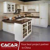 Paris Story Classic German Plastic Uptake PVC Kitchen Cabinet (CA14-10)