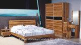 5PCS Durable Wooden Bedroom Wardrobe Set (HH22T)