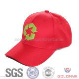 Pret Baseball Cap with Logo Embroidery with Recycle Material
