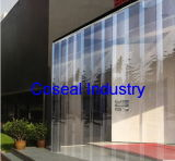 Flexible Transparent Plastic PVC Curtain Door