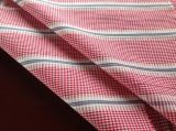 Stripe Yarn Dyed Fabric Cotton Poplin for Shirt