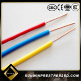 60227 IEC PVC Coated Copper Conductor Electric Wire