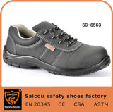 Ce Low Ankle Steel Toe Liberty Industrial Safety Shoes Sc-6563