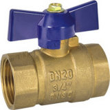 """Brass Gas Control Ball Valve 1""""with Factory Price (YD-1027)"""