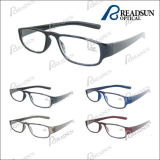 Simple Design Full Frame High Quality Tr90 Reading Eyewear, with High Diopter (RTR254019)