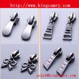 Zipper Puller&Slider/Zipper Head/Nylon Slider Double Puller Non Lock/Metal Zipper Slider