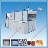 Full Automatic Plastic Cup Making Machine / Plastic Cup Maker