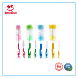 High Efficiency Nylon Baby Bottle Cleaning Brush