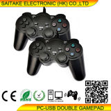 PC Double Vibration Joypad Stk-8042b