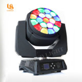 Full Color Stage Light 19X15W LED Bulb Lighting Big Bee Eye Moving Head Light