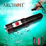 Archon W16s Waterproof 100meters 860-Lumen Smart Design Professional Diving Flashlight (1X18650)