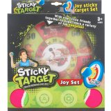 Christmas Dart Board Sticky Target Toy Sports Toy