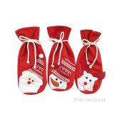 Christmas Decoration Wine Gift Bag