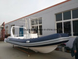 Liya Rigid Inflatable Speed Boat, Fast Patrol Boat for Sale, RC Boat Hulls