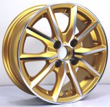 14 Inch Multiple Spokes 5.5 Width Car Wheel Alloy Rims Auto Spare Parts