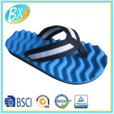 Fabric Upper PE Sole Outdoor Man Flip Flops