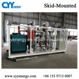 Cryogenic Liquid Oxygen Cylinder Filling Skid-Mounted